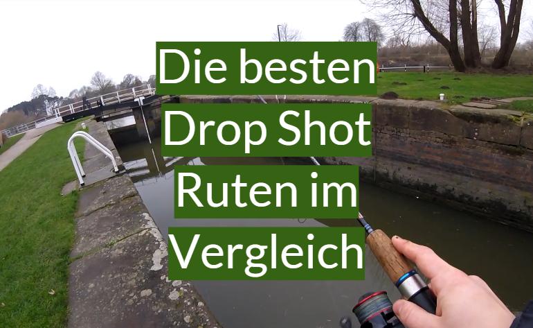 Drop Shot Rute Test 2021: Die besten 10 Drop Shot Ruten im Vergleich