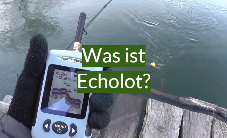 Das Echolot für Angeln: Hilfreiche Elektronik als Fischen-Tackle