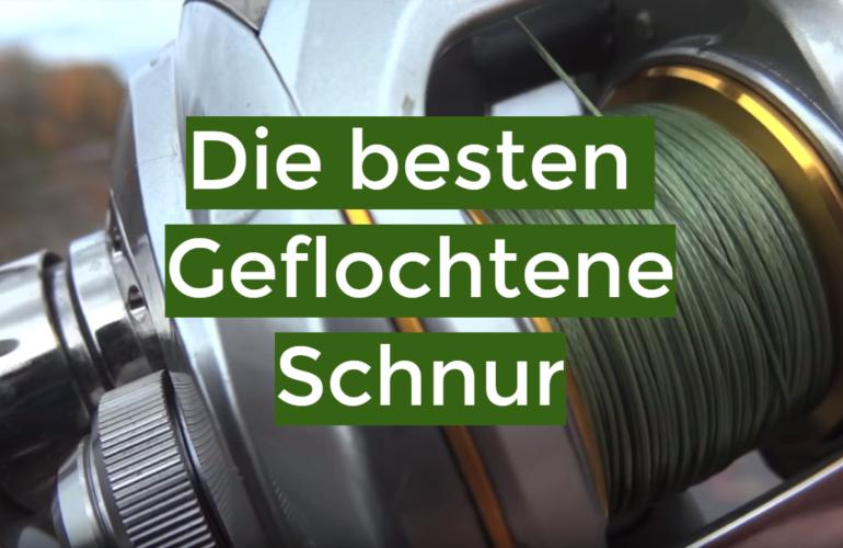 Geflochtene Schnur Test 2021: Die besten 10 Geflochtene Schnur im Vergleich