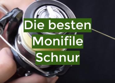 Monofile Schnur Test 2021: Die besten 10 Monofile Schnur im Vergleich