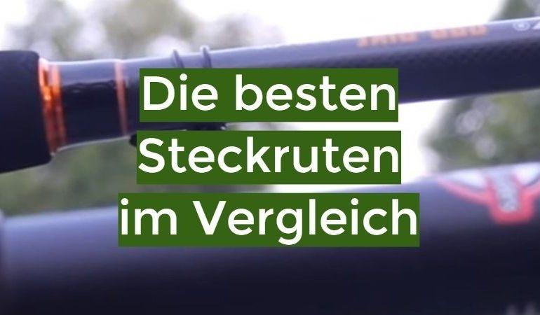 Steckrute Test 2021: Die besten 10 Steckruten im Vergleich