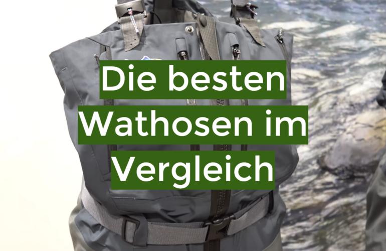 Wathose Test 2021: Die besten 5 Wathosen im Vergleich