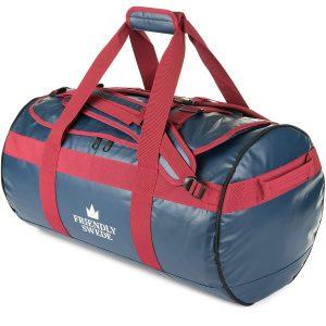 The Friendly Swede Wasserfeste Reisetasche Duffle Bag Rucksack
