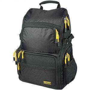 Spro Back Pack - Angelrucksack mit 4 Angelboxen
