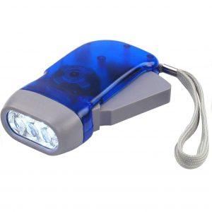 DIGIFLEX Batterielose Solar LED Taschenlampe