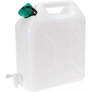 VANI Wasserkanister mit Hahn Kanister