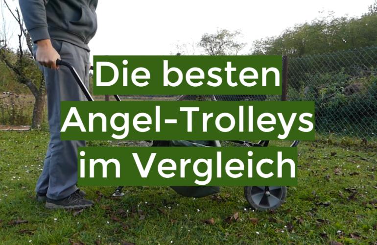 Angel-Trolley Test 2021: Die besten 5 Angel-Trolleys im Vergleich