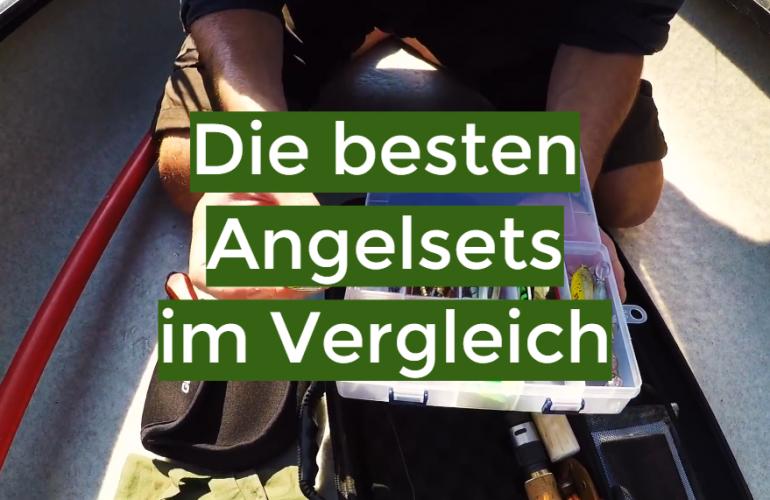 Angelset Test 2021: Die besten 5 Angelsets im Vergleich