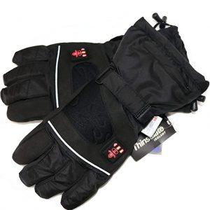 Beheizbare Handschuhe mit 4 Stufen Temperaturregler
