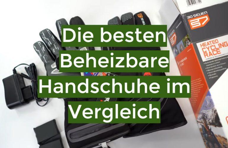 Beheizbare Handschuhe Test 2021: Die besten 5 Beheizbare Handschuhe im Vergleich