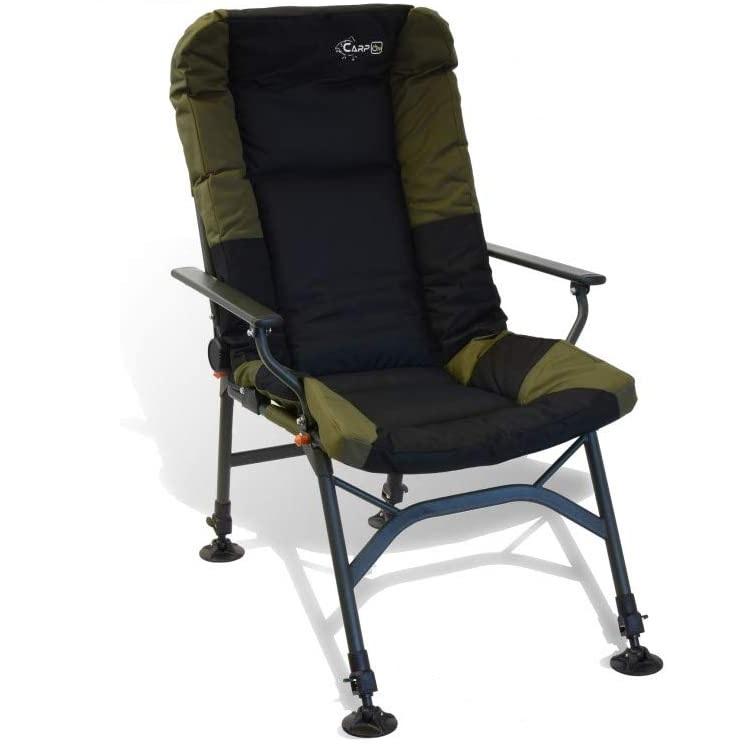 Carp On: faltbarer Stuhl für Karpfenangeln