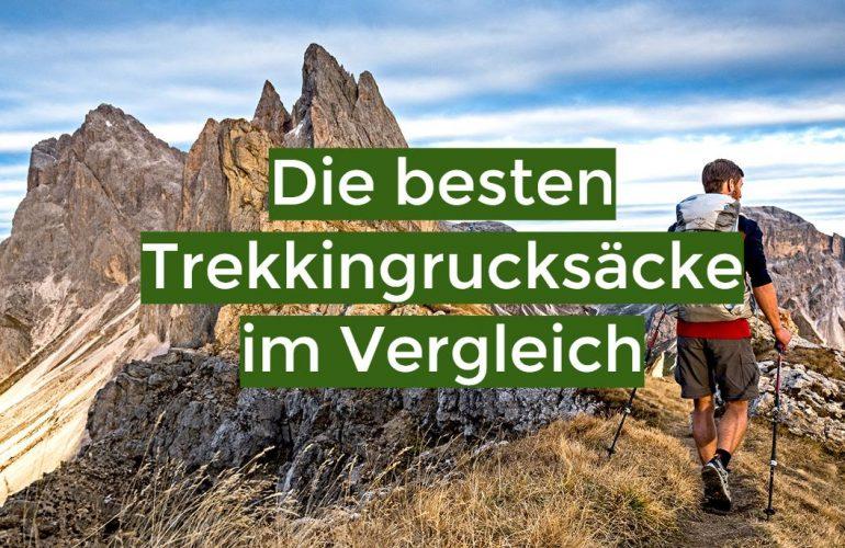 Trekkingrucksack Test 2021: Die besten 5 Trekkingrucksäcke im Vergleich