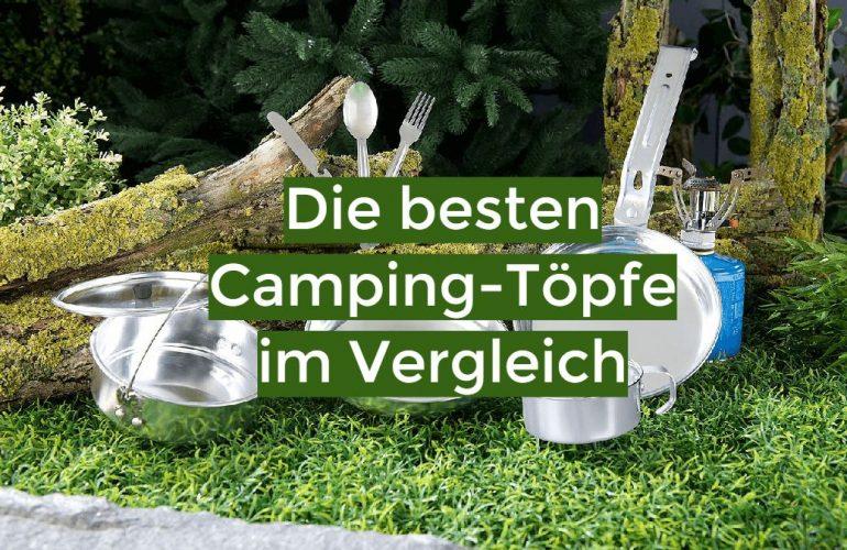 Camping Topf Test 2021: Die besten 5 Camping-Töpfe im Vergleich