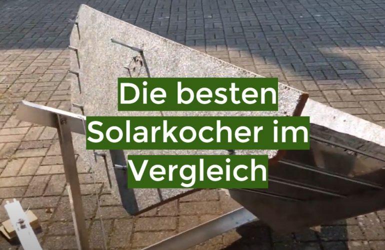 Solarkocher Test 2021: Die besten 5 Solarkocher im Vergleich